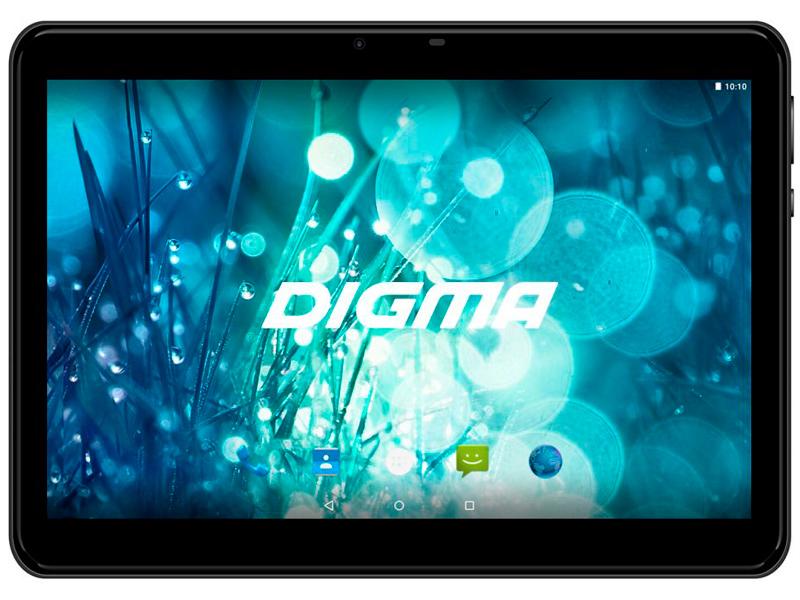Планшет Digma Plane 1570N 3G Black цена и фото