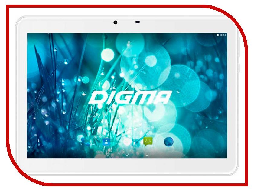 Планшет Digma Plane 1570N 3G Silver