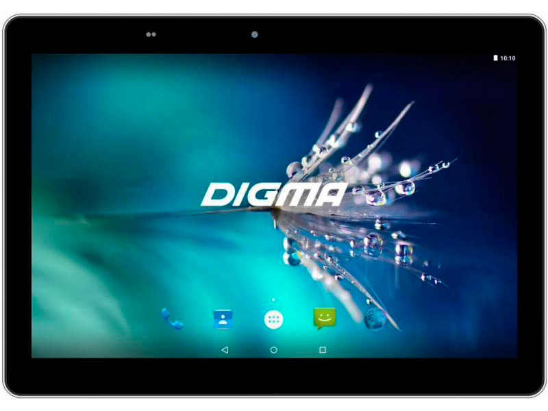 Планшет Digma Optima 1025N 4G Black TS1190ML (MediaTek MTK8735V 1.0 GHz/2048Mb/16Gb/GPS/4G/3G/Wi-Fi/Bluetooth/Cam/10.1/1280x800/Android) планшет supra m74c 4g black