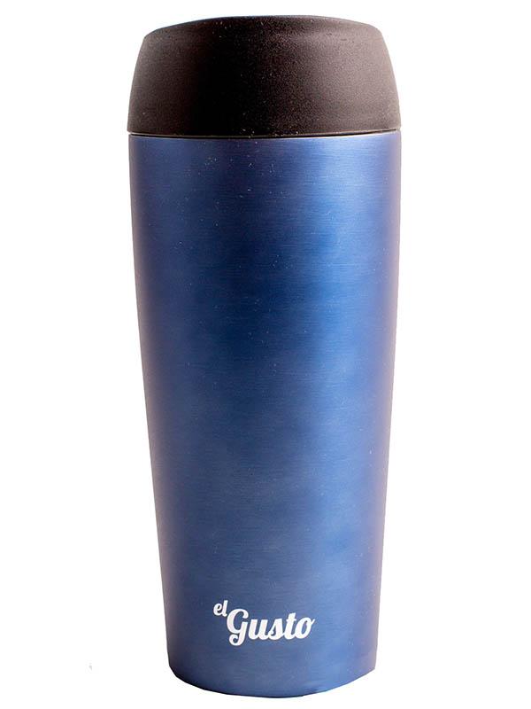 Термокружка El Gusto Grano 470ml Blue 113B