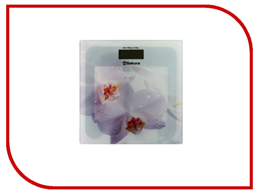 Весы напольные Sakura SA-5065WF new original for hp4300 fuser assembly rm1 0101 000 rm1 0101 110v rm1 0102 rm1 0102 000 220v printer part printer part