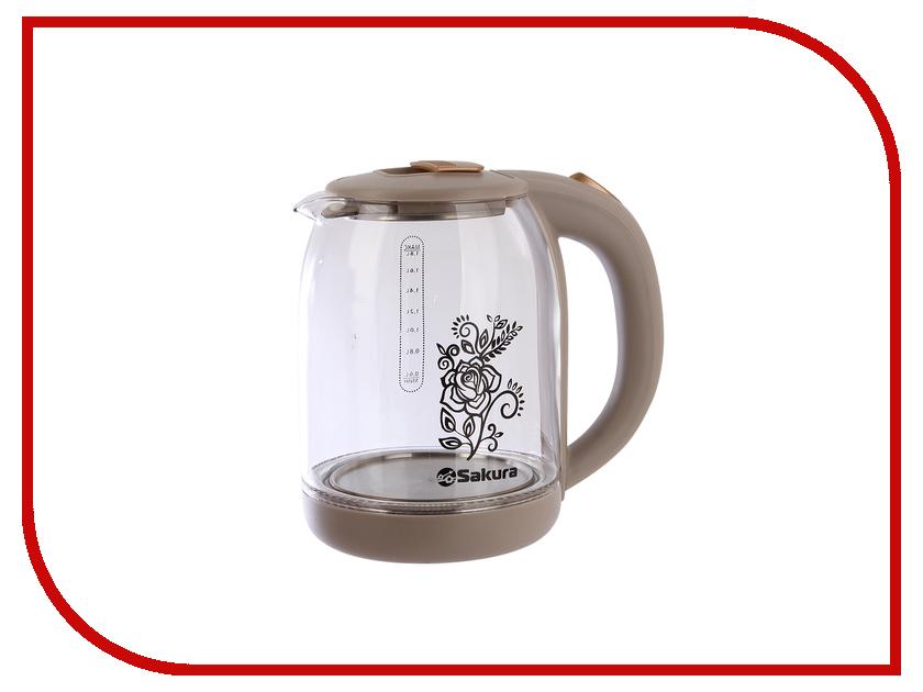 Чайник Sakura SA-2709CW чайник sakura sa 2033r