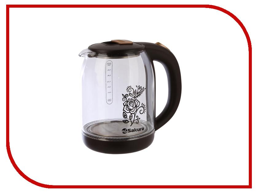 Чайник Sakura SA-2709BR чайник sakura sa 2140z