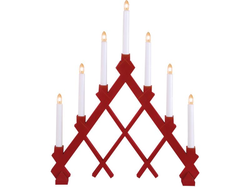 Светящееся украшение Star Trading Светильник декоративный Red 155-45