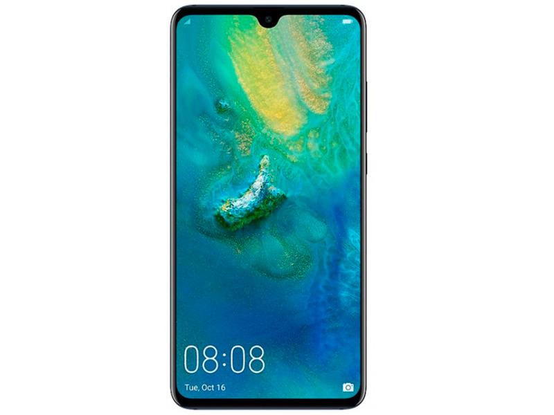 Сотовый телефон Huawei Mate 20 6/128GB Midnight Blue(Полночный синий)