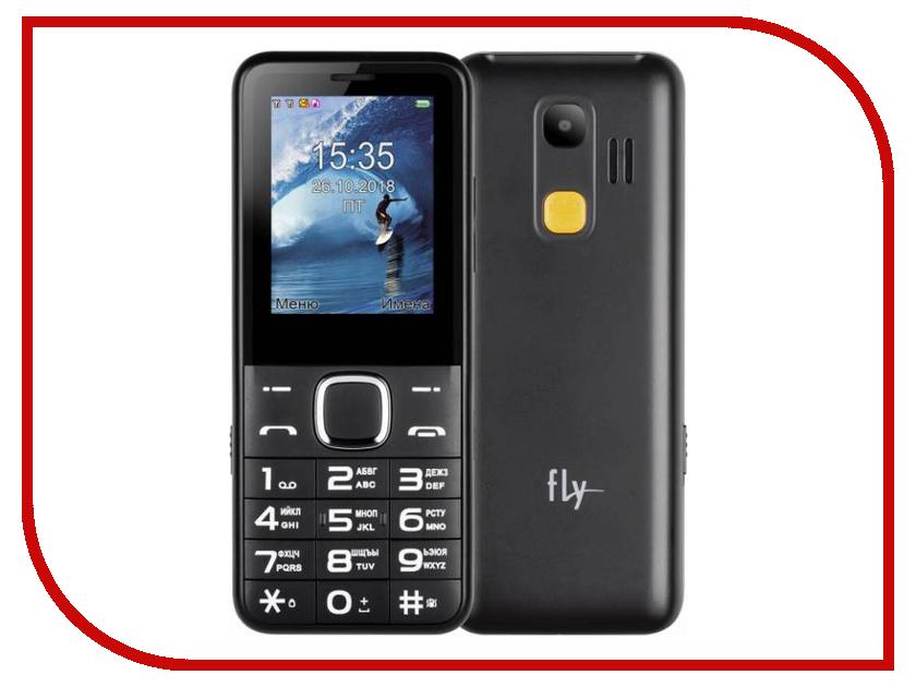 Сотовый телефон Fly Ezzy 10 Black цена и фото