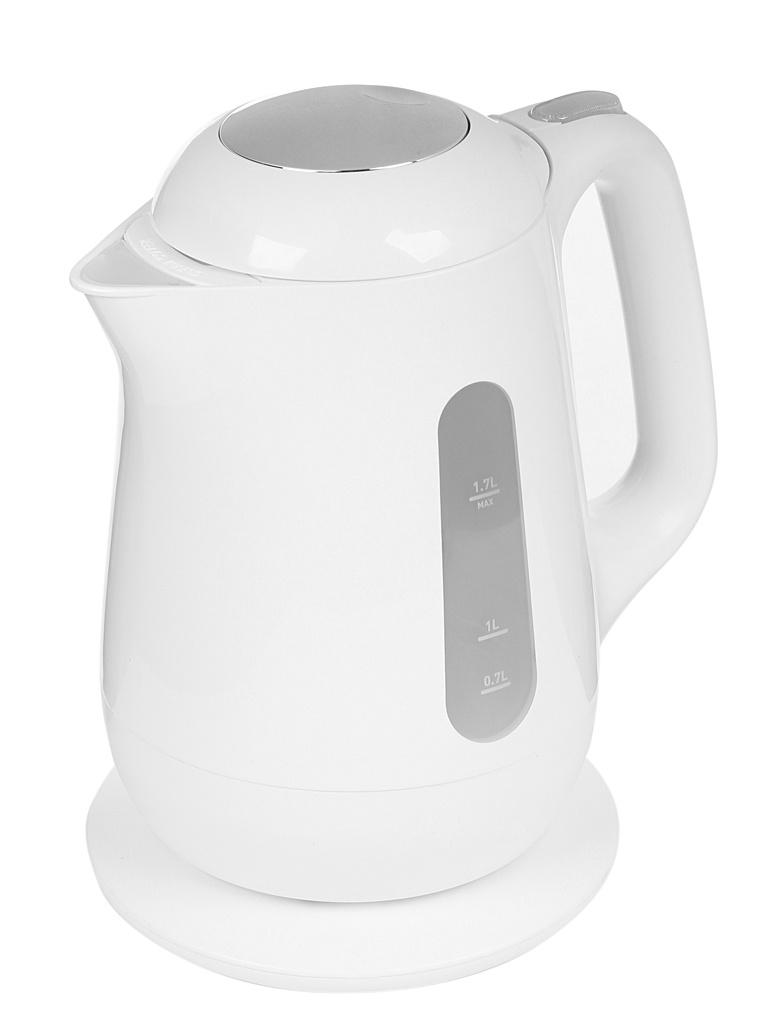 Чайник Tefal KO 511 Silver Ion+ White