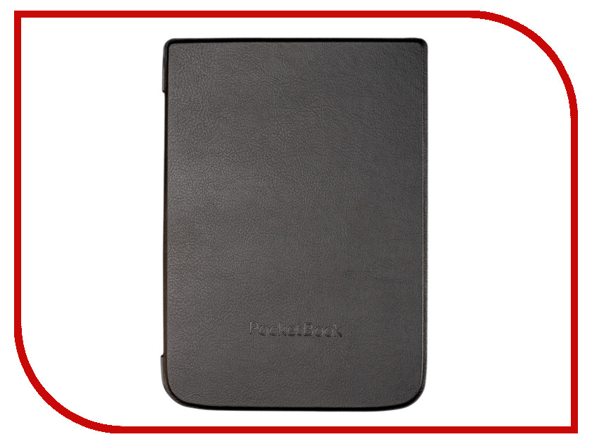Аксессуар Чехол PocketBook 740 Black WPUC-740-S-BK