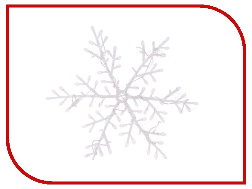 Украшение Магия праздника Набор снежинок 10cm 3шт NY011 10cm 1 2