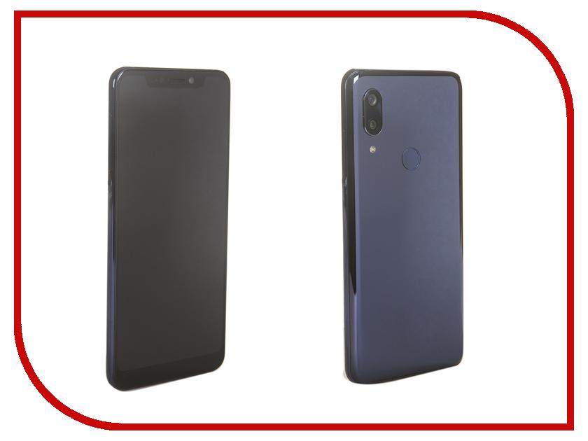 Сотовый телефон ZTE Axon 9 Pro 64Gb Blue сотовый телефон zte n1 gold