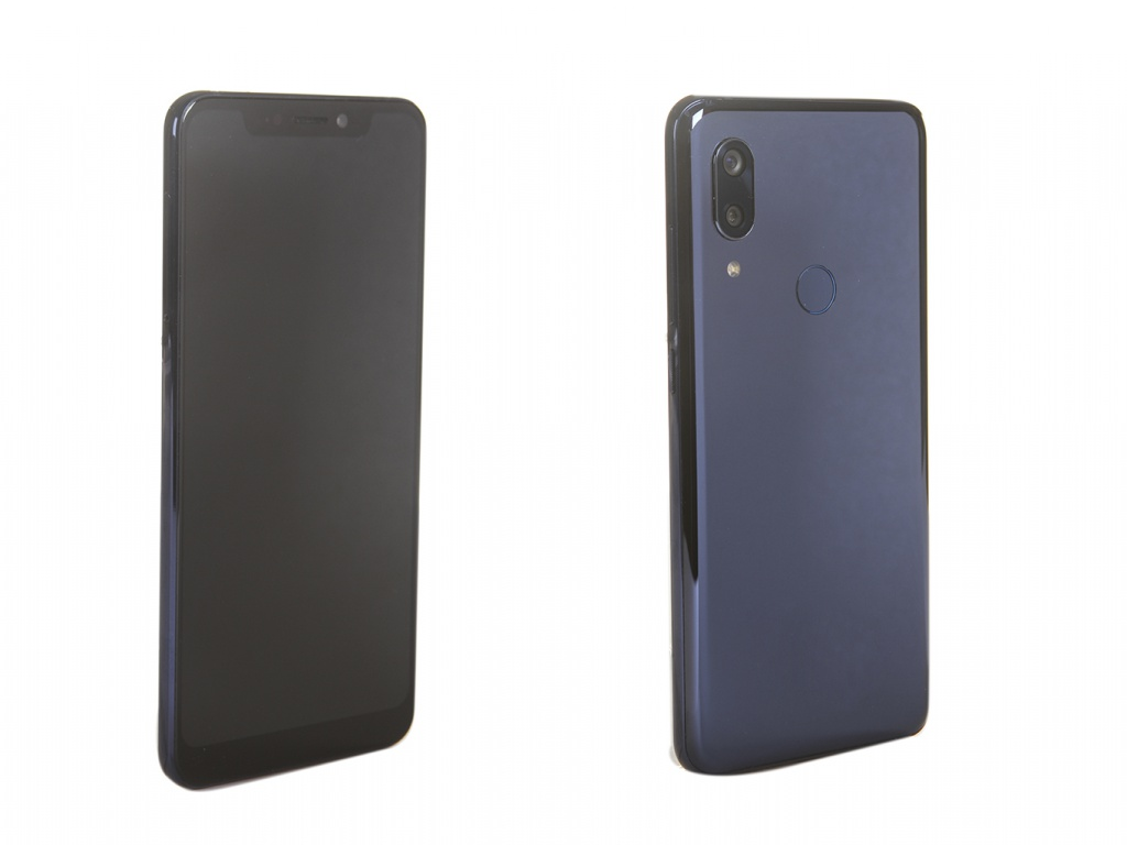 Сотовый телефон ZTE Axon 9 Pro 64Gb Blue цена