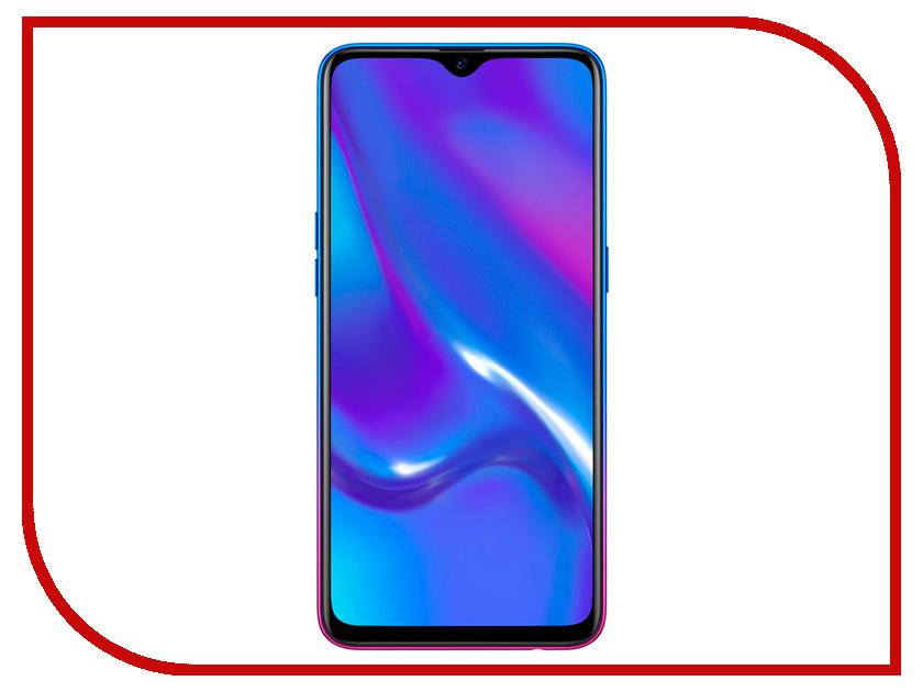 Сотовый телефон OPPO RX17 Neo Blue сотовый телефон senseit t100 black