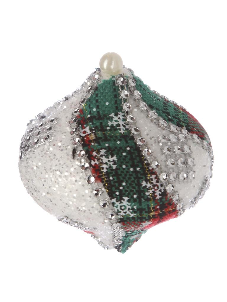 Подвес Магия праздника Луковичка 8cm Christmas Ornament NY18/033 европласт 1 56 033 европласт потолочная розетка