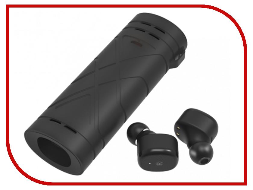 Ritmix RH-808BTH Sport TWS Black наушники ritmix rh 805bth tws black bluetooth