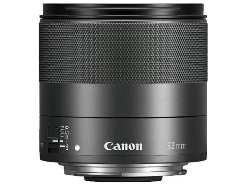 Объектив Canon 32mm f/1.4 STM цена и фото