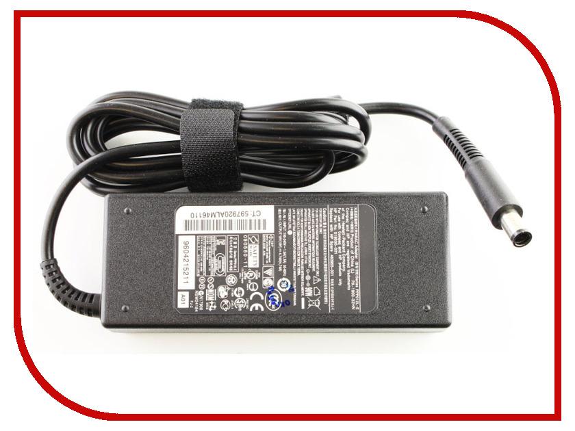 Блок питания RocknParts для HP Pavilion 19V 4.74A 90W 7.4x5.0mm 499794 блок питания rocknparts для acer 19v 4 74a 90w 5 5x1 7mm 109834