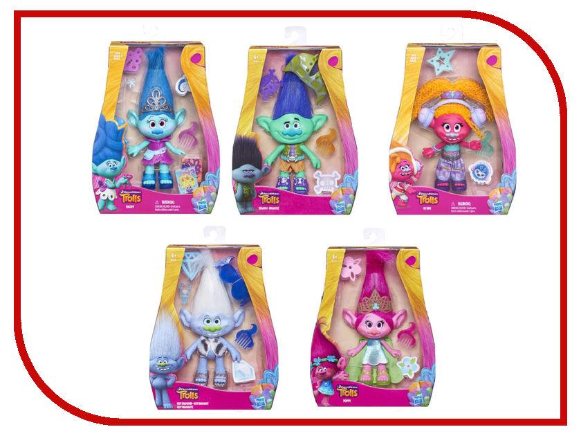 Игрушка Hasbro Тролль B6561EU4 игрушка hansa лесной тролль девочка 43cm 6296