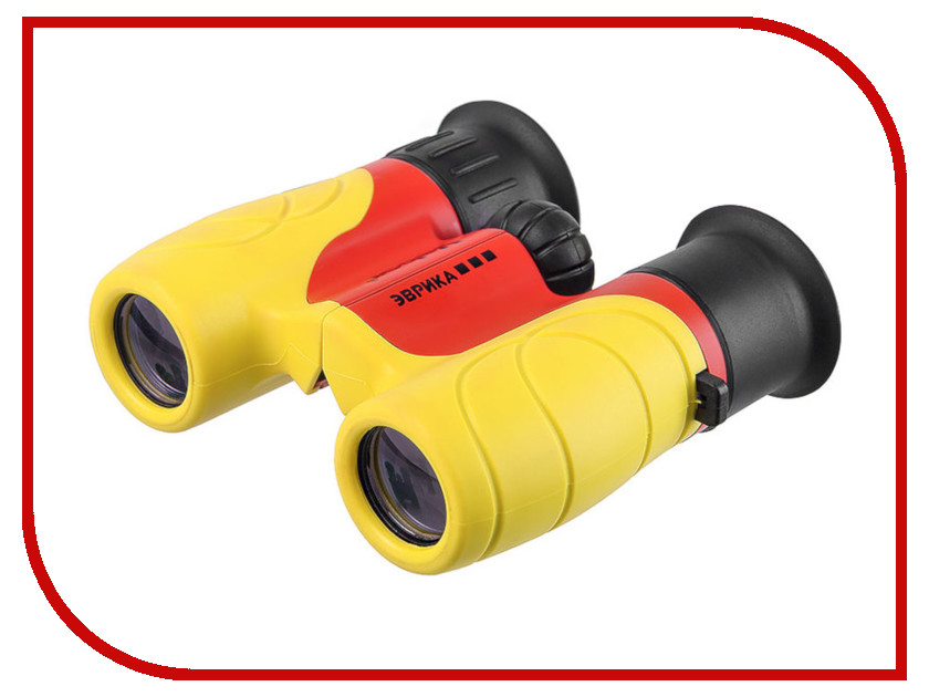 Бинокль Veber Эврика 6x21 Y/R Yellow-Red 25517 yellow jacket 49292 brute ii 4 valve manifold with red blue gauges psi r 12 22 502