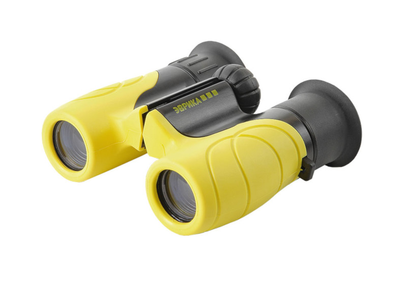 Бинокль Veber Эврика 6x21 Y/B Yellow-Black 25519 часы эврика 3d арабские black 99680