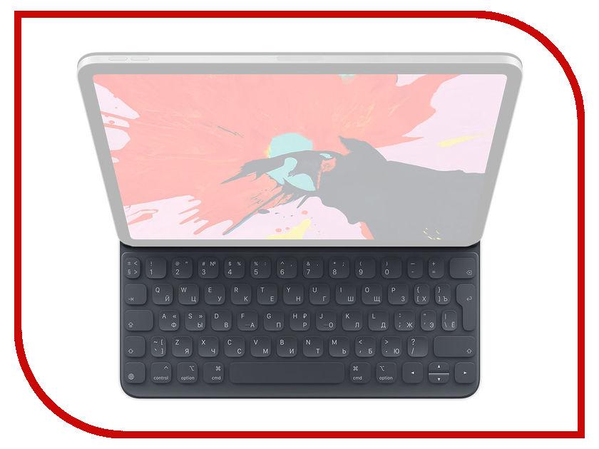 Аксессуар Клавиатура APPLE Smart Keyboard Folio для iPad Pro 11-inch MU8G2RS/A