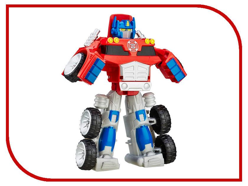 Игрушка Hasbro Мегабот Спасатель B6579EU4 фигурки игрушки hasbro трансформер спасатель