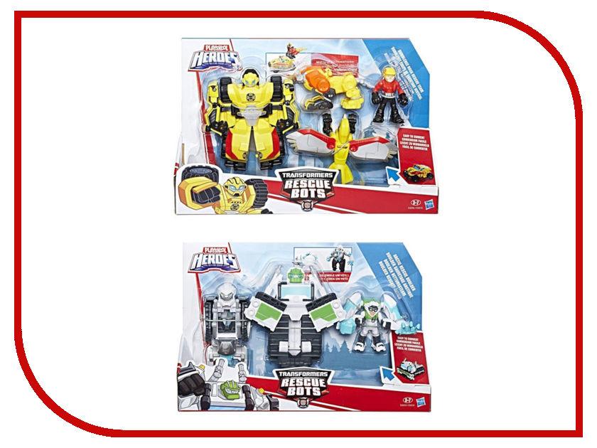 Игрушка Hasbro Трасформеры Спасатели: Набор спасателей C0212EU4 игровой набор hasbro playskool heroes трансформеры спасатели гоночные машины спасатели b5582 b4963