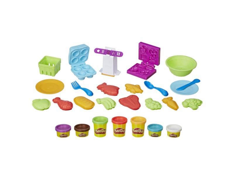 Игрушка Hasbro Play-Doh Готовим обед E1936EU4