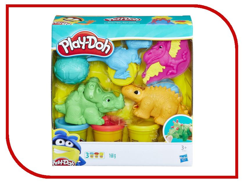 Купить Игрушка Hasbro Play-Doh Малыши-Динозаврики E1953EU4