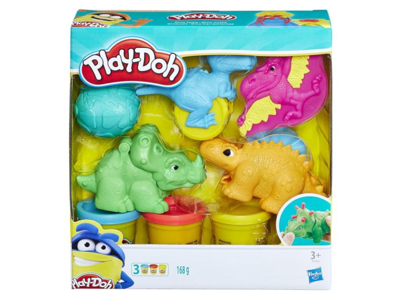 Игрушка Hasbro Play-Doh Малыши-Динозаврики E1953EU4 play doh play doh малыши динозаврики