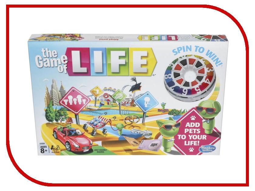 Игрушка Hasbro Игра в жизнь E4304121 hasbro kre o cityville вторжение строители hasbro