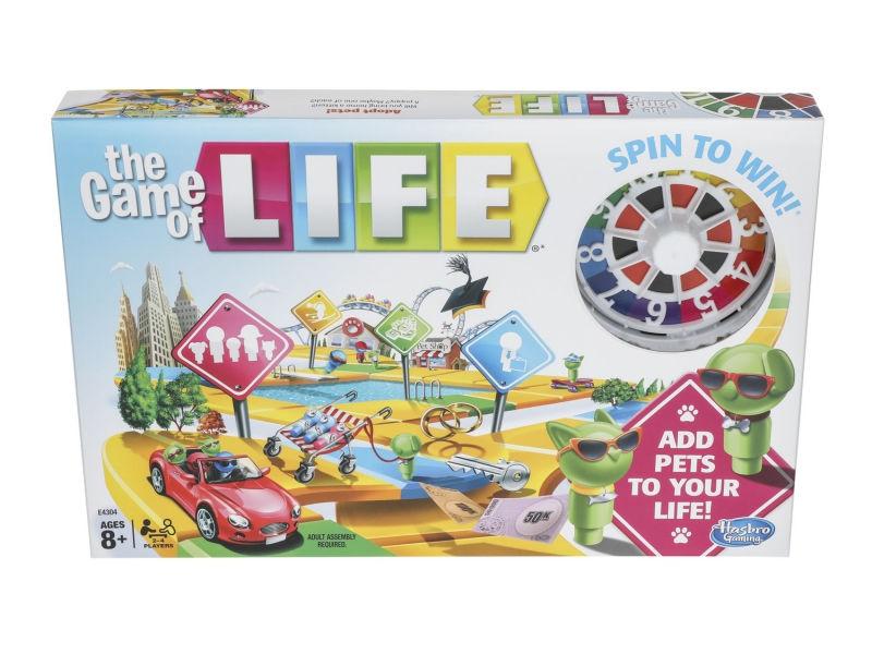 Игрушка Hasbro Игра в жизнь E4304121