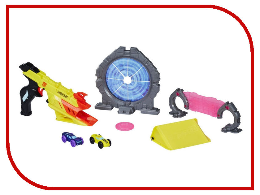Купить Игрушка Hasbro Nerf Трансформер Бамблби E0892EU4