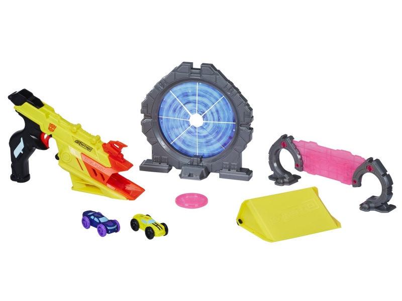 Игрушка Hasbro Nerf Трансформер Бамблби E0892EU4