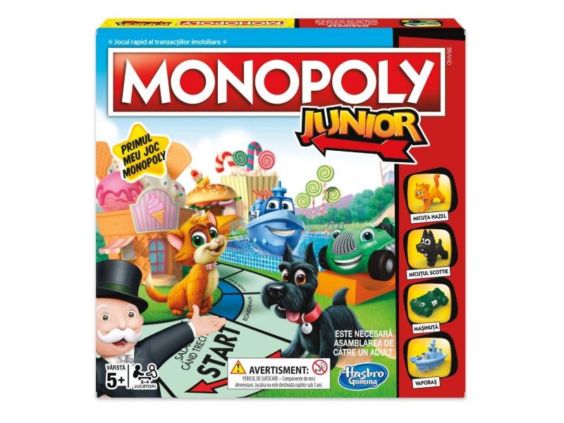 Игрушка Hasbro Монополия A6984E76
