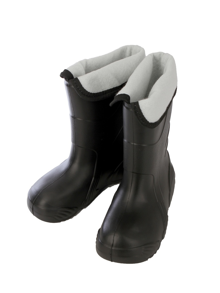 Сапоги Колесник Reflex ЭВА женские утепленные Black р.36-37 со вставкой