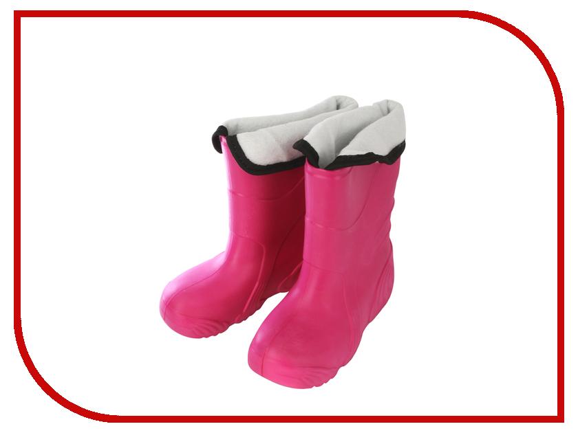 Сапоги Колесник Reflex ЭВА женские утепленные Pink р.36-37 со вставкой сапоги woodline эва 921 100pw р 43 44 0066297