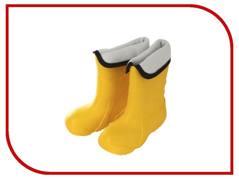 Сапоги Колесник Reflex ЭВА женские утепленные Yellow р.36-37 со вставкой дутые утепленные женские сапоги авангард спецодежда р 37 21261
