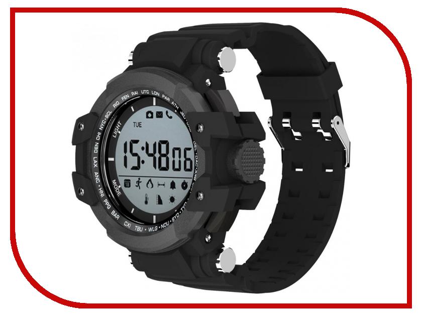 Умные часы Jet Sport SW-3 Black jet sport sw 3 blue