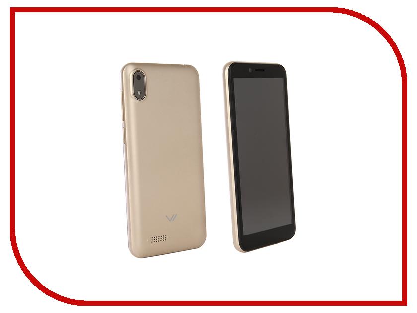 Сотовый телефон Vertex Impress Flash Gold сотовый телефон vertex impress flash blue