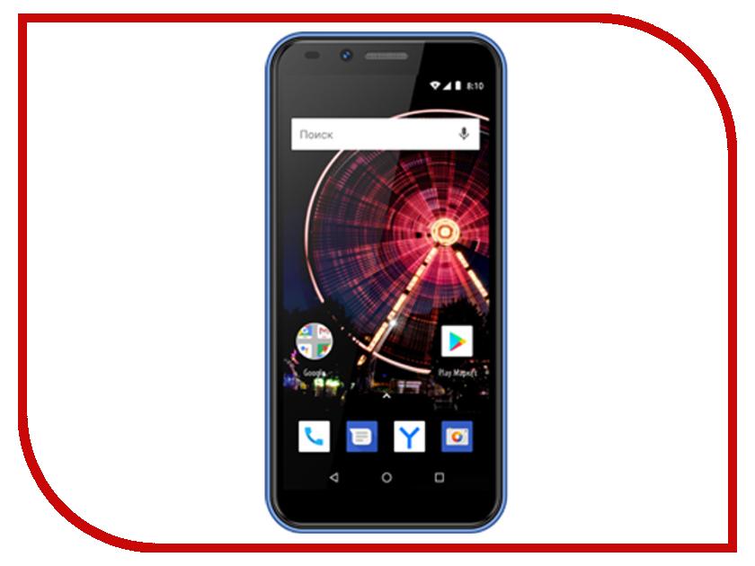 Сотовый телефон Vertex Impress Flash Blue сотовый телефон vertex impress flash blue