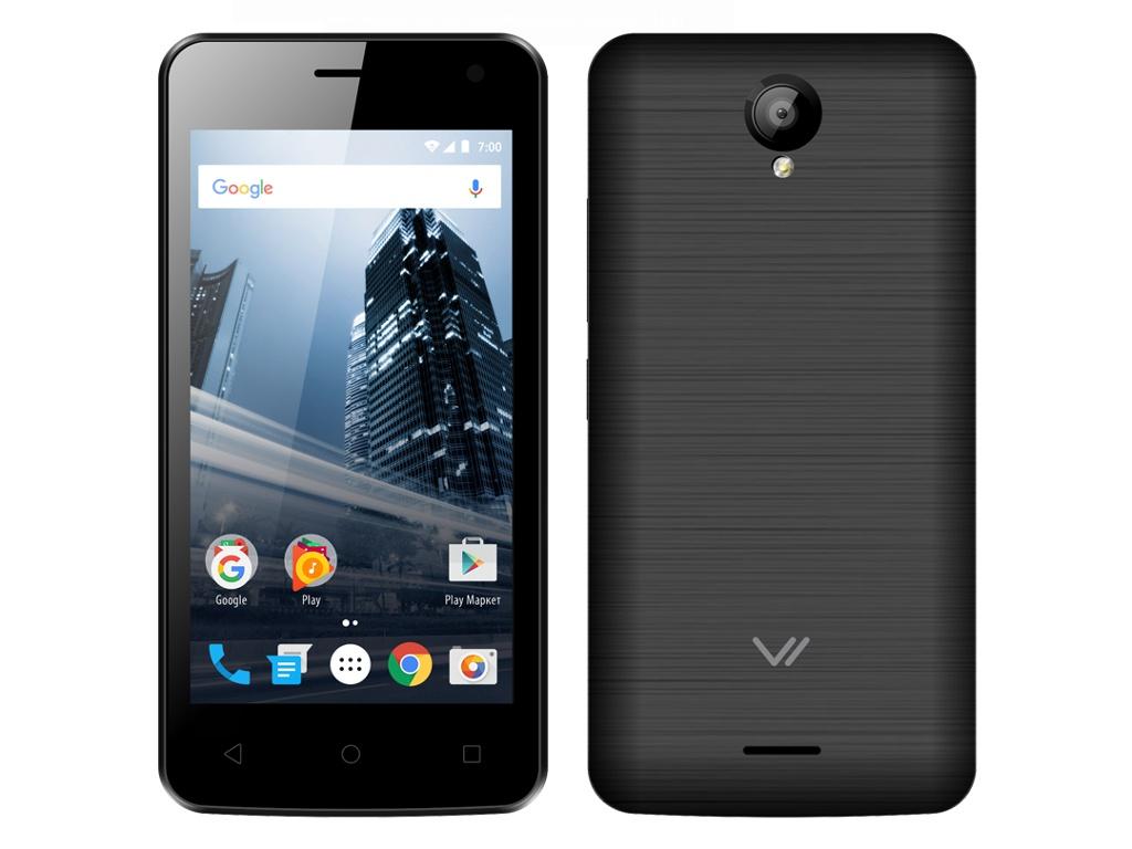 Сотовый телефон VERTEX Impress City Black