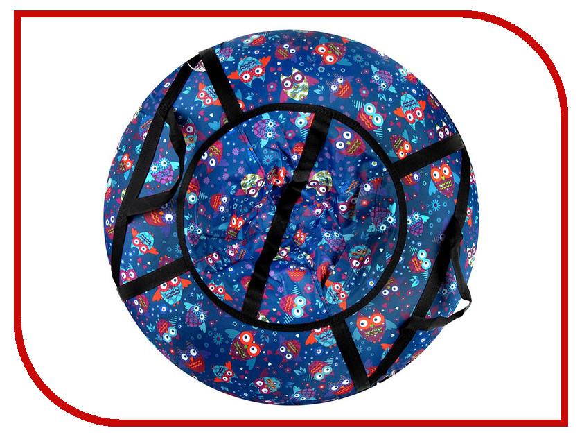 Спортивная Коллекция - Тюбинг Спортивная Коллекция Люкс Pro Совята 92cm Blue