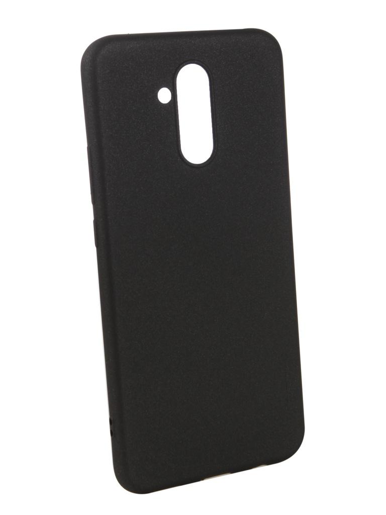 Аксессуар Чехол X-Level для Huawei Mate 20 Lite Guardian Black 2828-197 аксессуар чехол x level для huawei y9 guardian series gold 2828 137