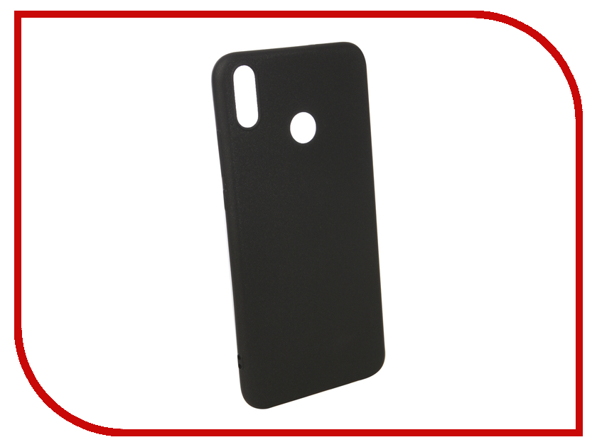 Аксессуар Чехол для Huawei 8X X-Level Guardian Black 2828-205 аксессуар чехол для honor 9 x level guardian series black 2828 095