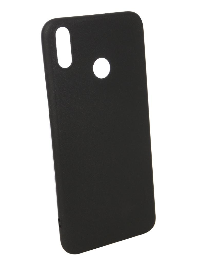Аксессуар Чехол X-Level для Huawei 8X Guardian Black 2828-205 аксессуар чехол x level для huawei y9 guardian series gold 2828 137