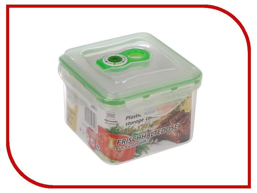 Вакуумный контейнер Stahlberg Green 4309-S green garden кашпо teak s