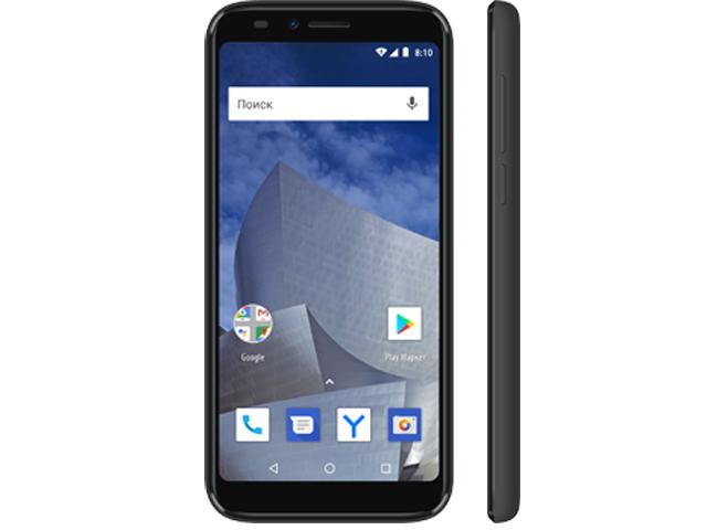 лучшая цена Сотовый телефон Vertex Impress Astra LTE Graphite