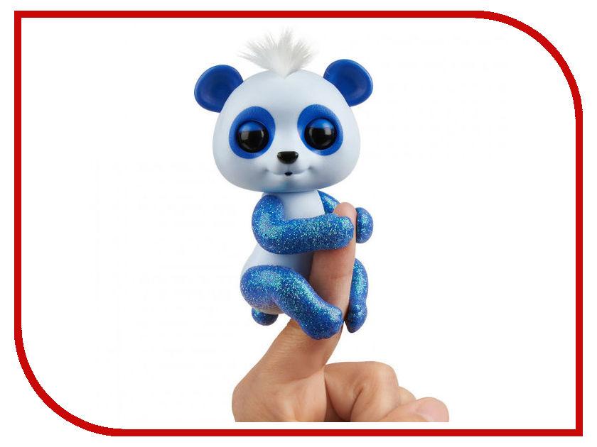 Игрушка WowWee Fingerlings Панда Арчи White-Blue 3563 игрушка wowwee chip light blue 2804