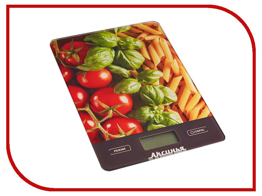 Весы Аксинья КС-6500 Итальянская кухня