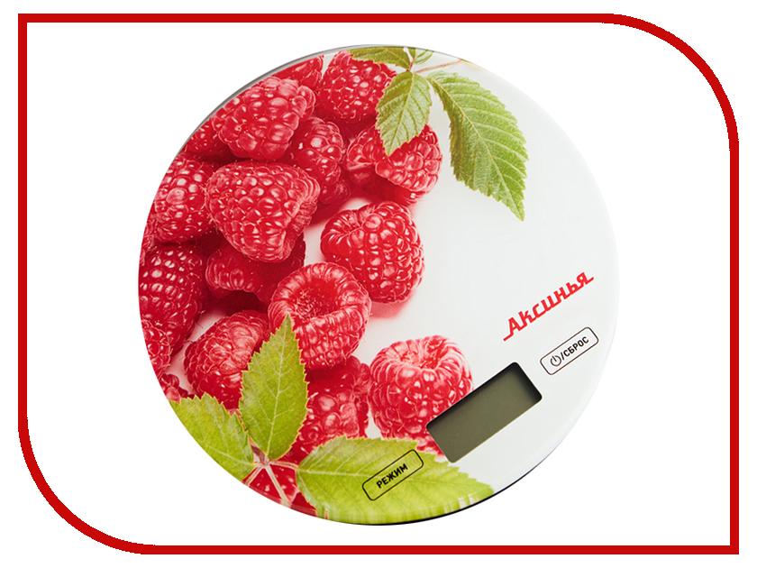 Весы Аксинья КС-6504 Малинка